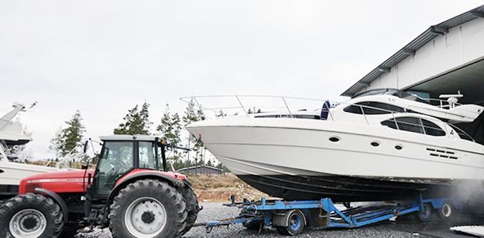 Venetelakointi – Tammisaari